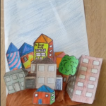 Year 5 cityscape